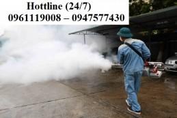 Dịch vụ phun thuốc diệt muỗi tỉnh Đồng Nai