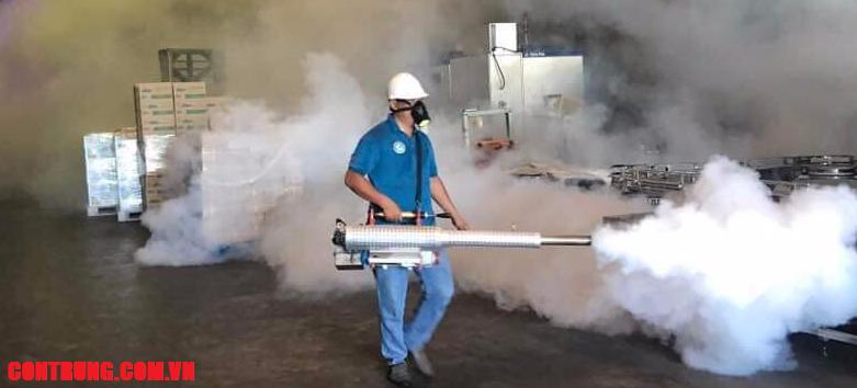 Công ty phun thuốc diệt côn trùng tại huyện Ba Vì Hà Nội