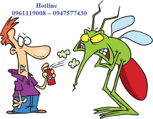 Dịch vụ diệt côn trùng tại Gia Lâm Hà Nội