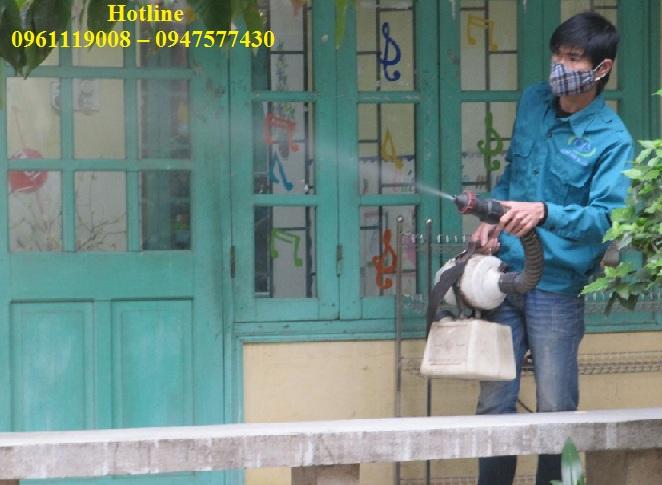Dịch vụ diệt côn trùng, muỗi, quận Từ Liêm Hà Nội
