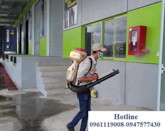 Công ty diệt côn trùng quận Từ Liêm, Hà Nội