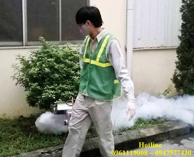 Dịch vụ phun thuốc diệt côn trùng tại huyện Sóc Sơn Hà Nội