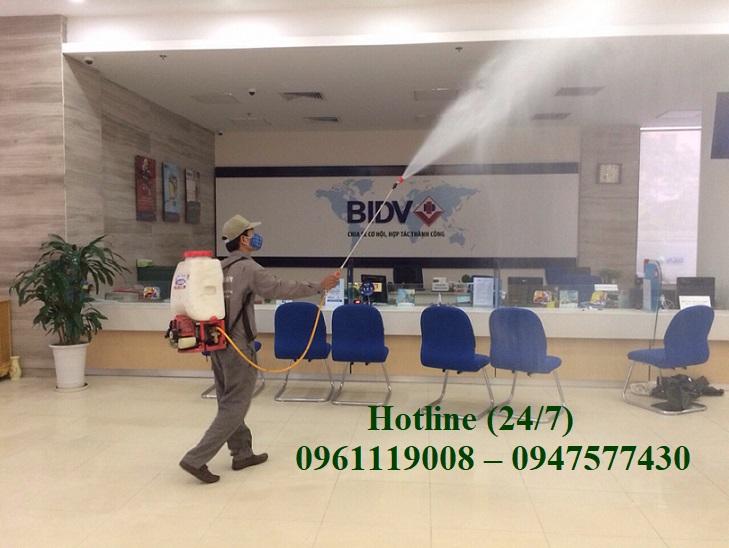 hDịch vụ kiểm soát côn trùng chuyên dụng hiệu quả tại Nhơn Trạch-Đồng Nai