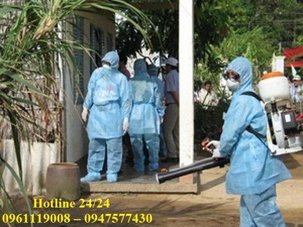 Công ty phun thuốc diệt sâu bọ tại Phú Yên