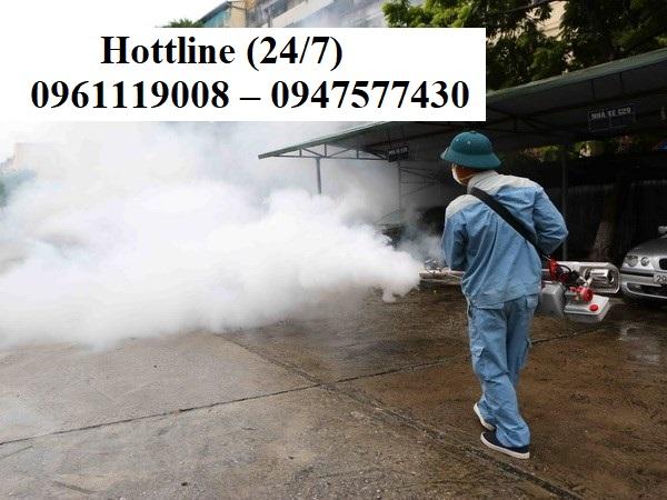 Với nhiều năm kinh nghiệm trong nghề, dịch vụ diệt muỗi tại Đồng Nai đảm bảo