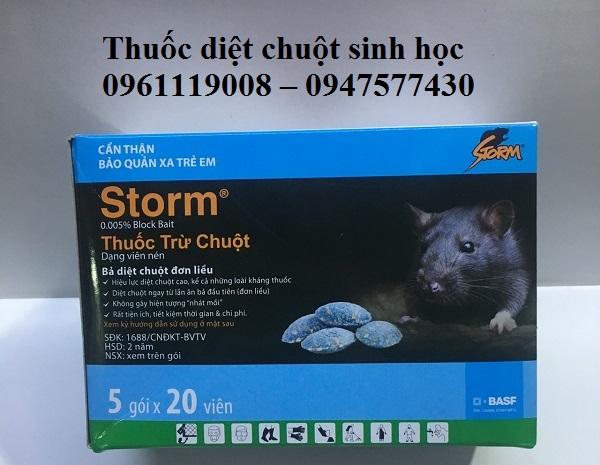 Thuốc xử lý chuột được nhập khẩu an toàn có mặt tại Hóc Môn